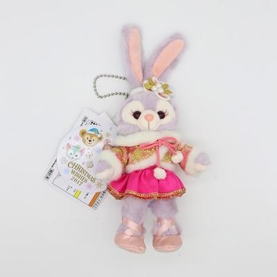 吊飾 史黛拉兔(聖誕裝站姿)