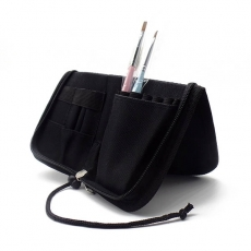 筆包-可摺疊黑
