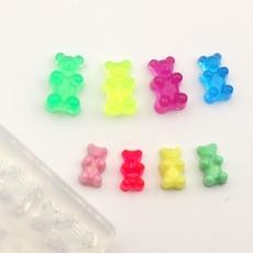 透明軟式軟膜-小熊軟糖