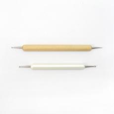 點珠筆疊棒組木桿2入