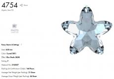 施華洛世奇-4754(001BL)